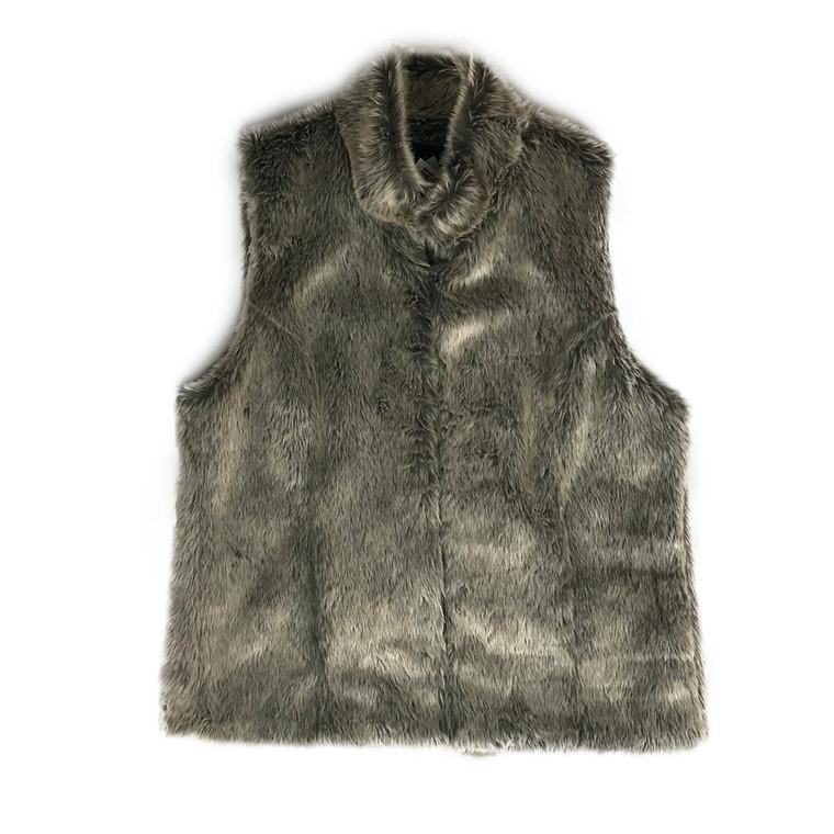 Mystical Faux Fur Vest