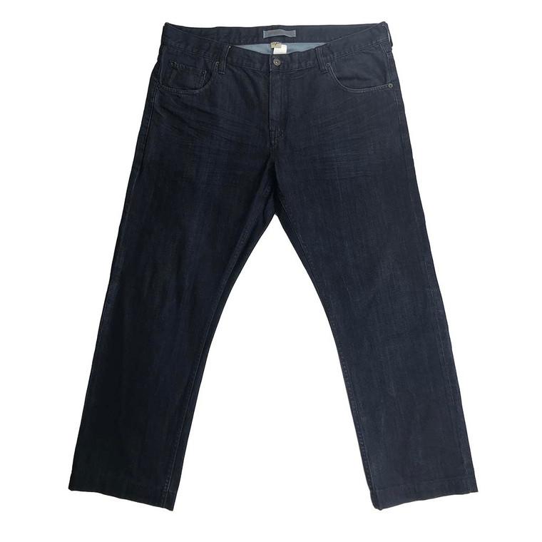 Dark Denim Loose Fit Jeans 40x29 (SHORT)
