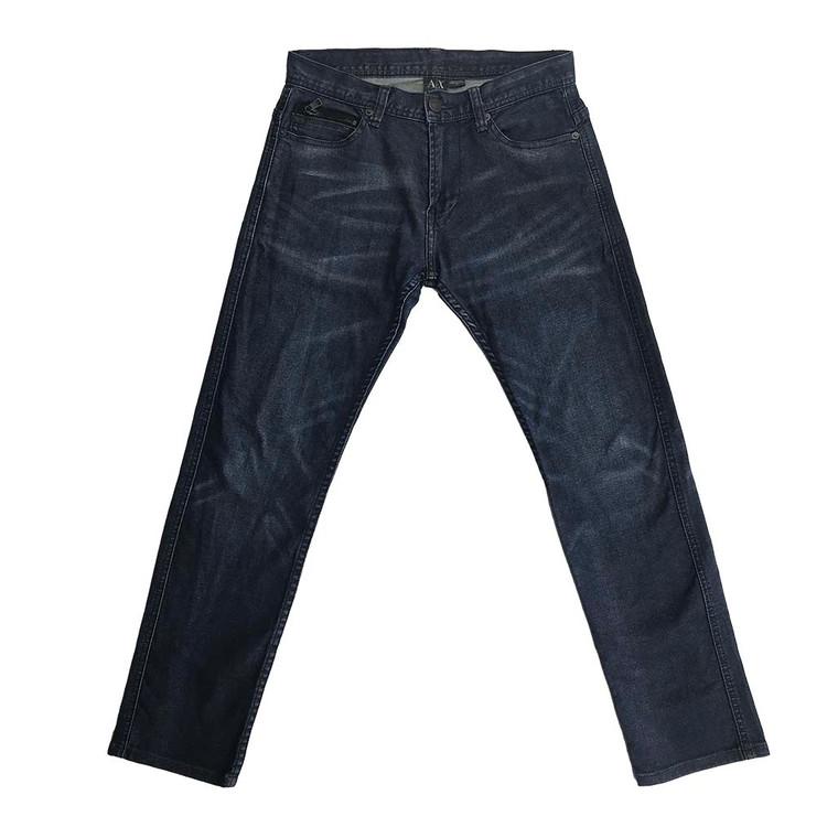 Straight Cut Denim Jeans 29x30
