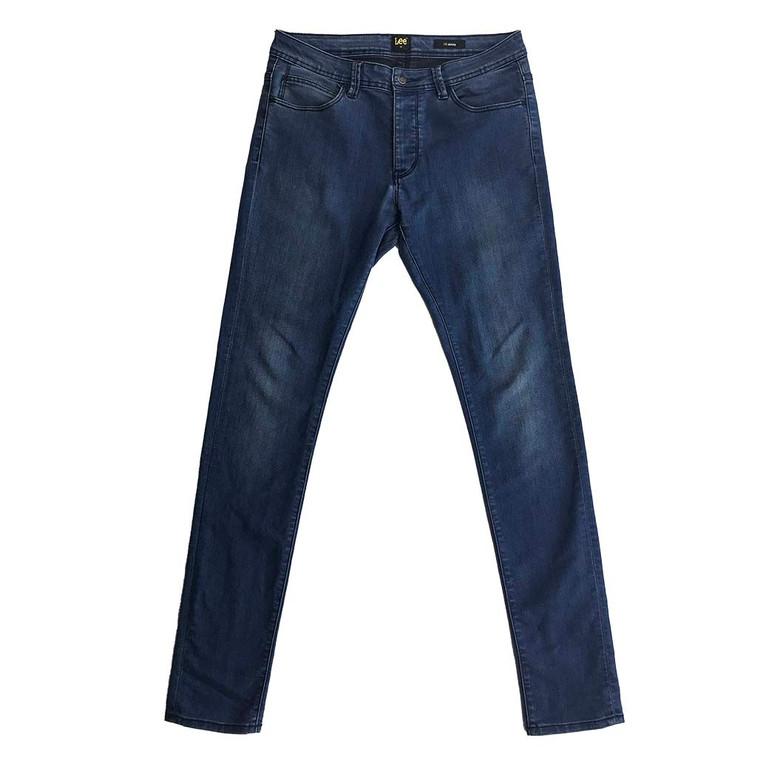 Lo Skinny Mid-Wash Denim Jeans 31x33