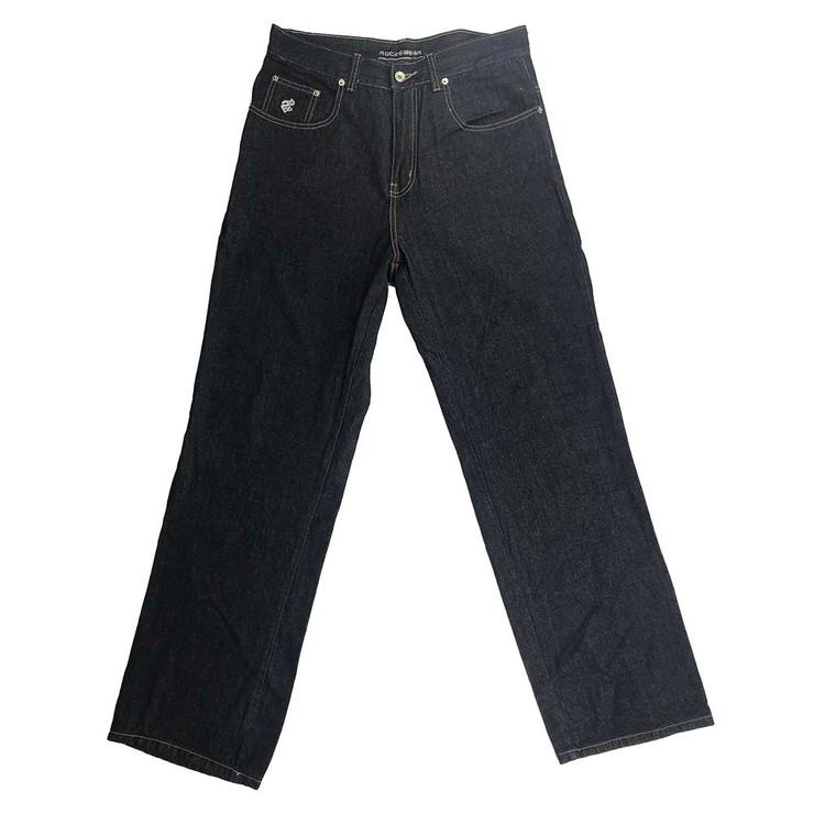 Hip Hop Loose Fit Denim Jeans 32x31