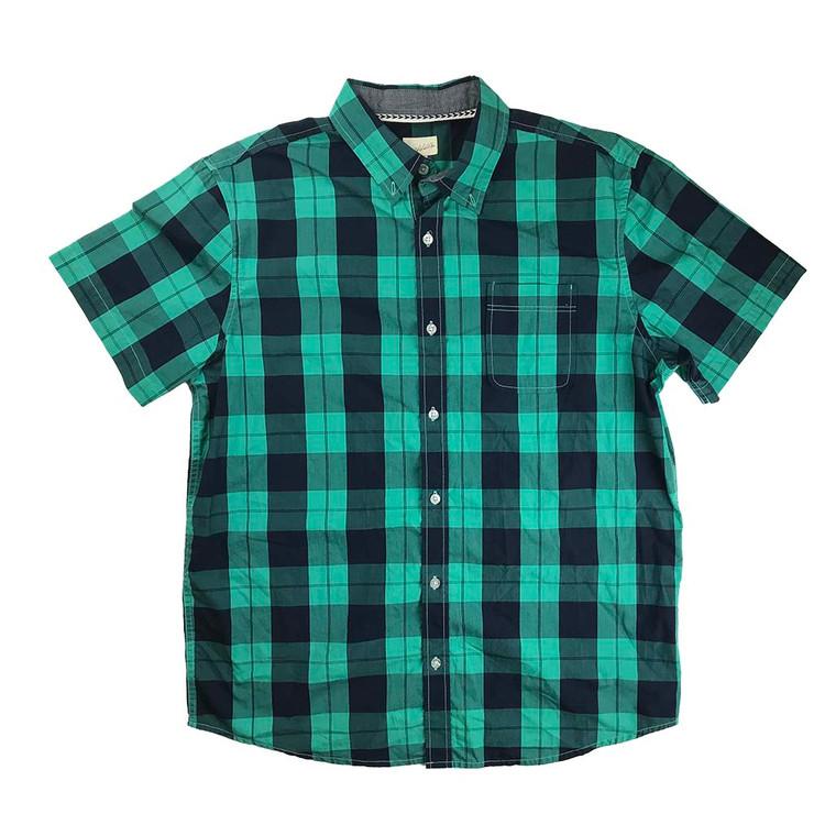 Maddox Short Sleeve Check Shirt
