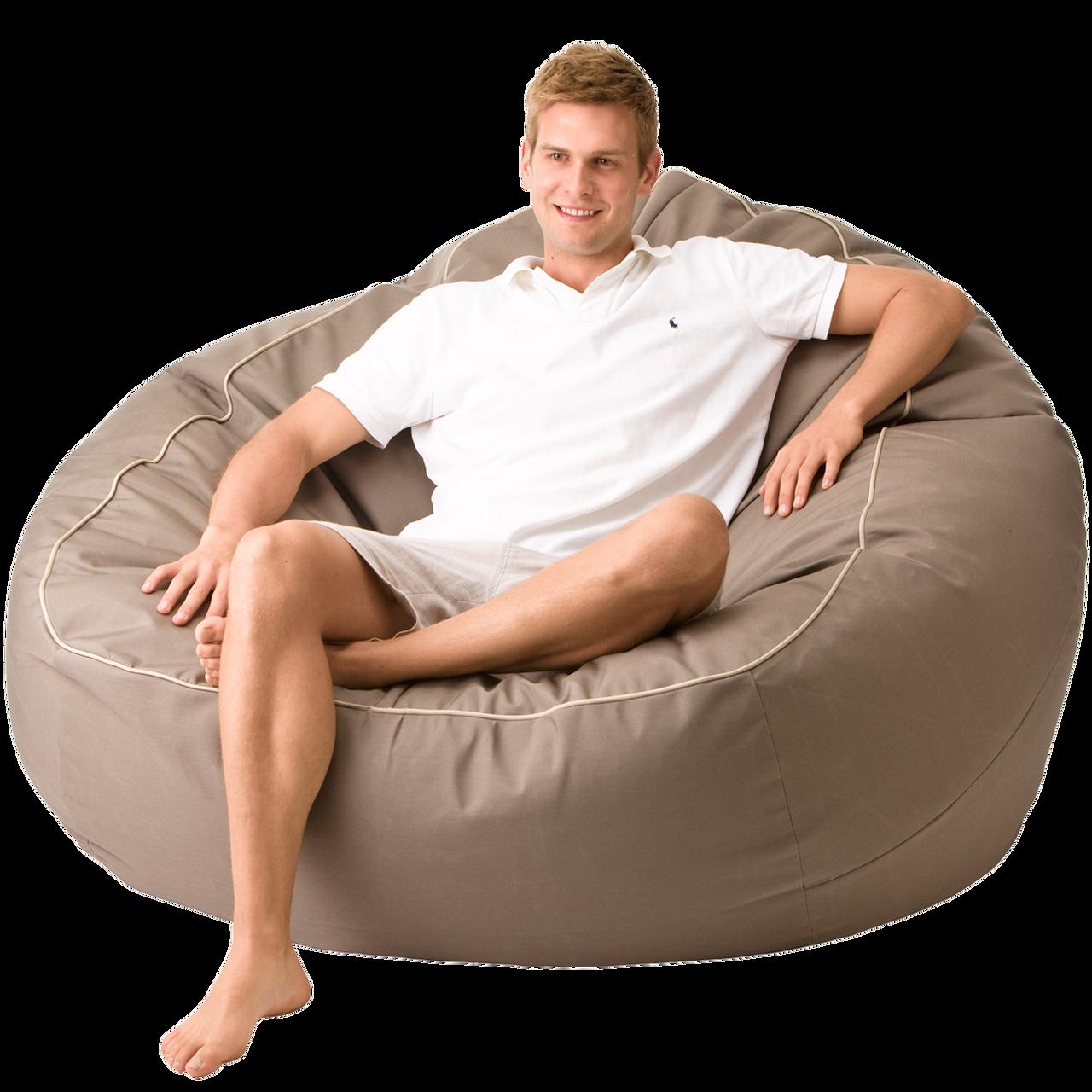 Wondrous Marine Bean Xxl Machost Co Dining Chair Design Ideas Machostcouk