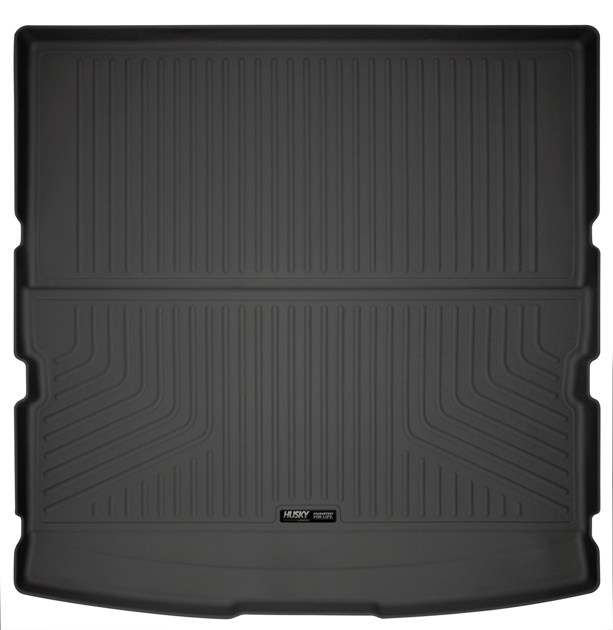 Husky Liners Weatherbeater For 18-19 Ford Expedition Max Rear Black Cargo Liner