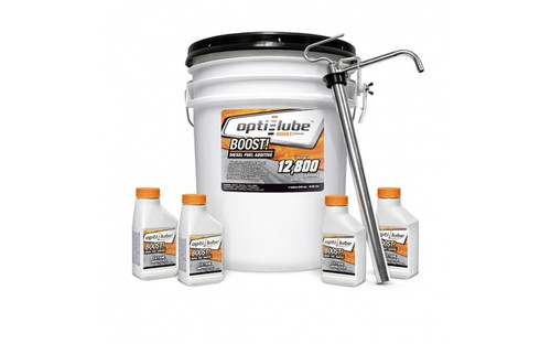 Boost! Formula: 5 Gallon Pail with Accessories