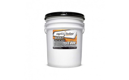 Boost! Formula: 5 Gallon Pail without Accessories