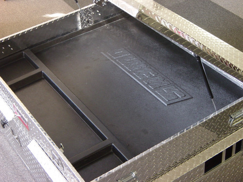 Owens Products Tray for Hunter Series Top Storage Dog Box / Fits 48 W x 45 D Inch Boxes / Molded ABS / Owens Products  55201