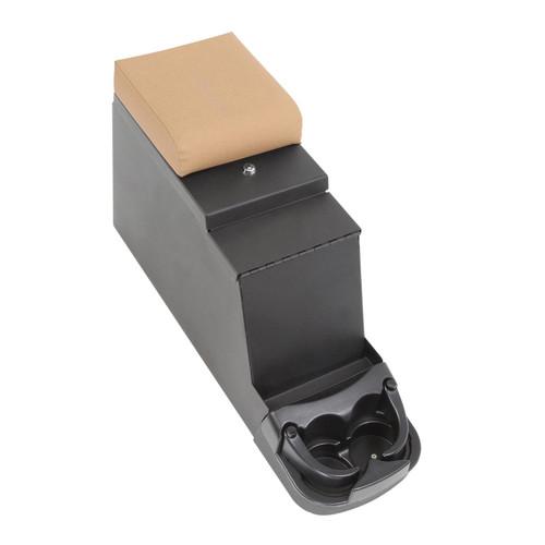 Smittybilt Security Stereo Floor Console 76-95 Wrangler CJ/YJ Denim Spice 31817