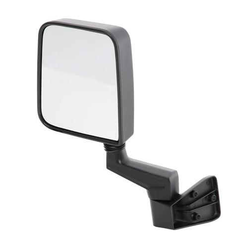 Smittybilt Half Door Side Mirrors 87-06 Wrangler YJ/TJ/LJ Black 7694