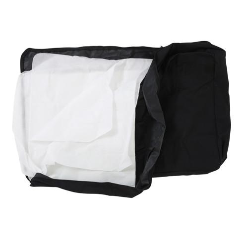 Smittybilt Storage Bag Soft Top Side Windows Pair Black 595101
