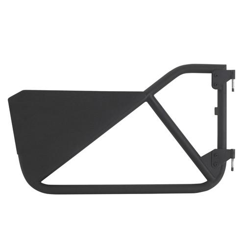 Smittybilt SRC Tubular Doors Rear 97-06 Wrangler TL/LJ Black Textured 76793