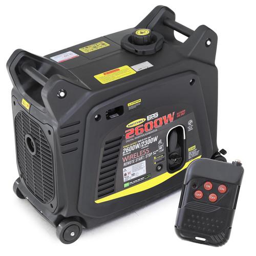 Smittybilt High End Linkable Generator 2600 Watt 2786