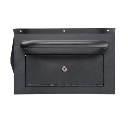 Smittybilt Vaulted Glove Box  87-95 Wrangler YJ Black 812101
