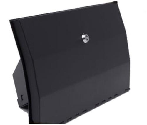 Smittybilt Vaulted Glove Box  07-18 Wrangler JK Black 812301