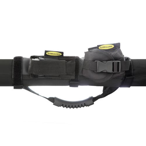 Smittybilt Grab Handle Gear Premium Pair Black 769315