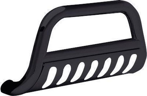 Smittybilt Grille Saver Grille Guard 99-06 GM 1500 Suburban/Tahoe Black 51011