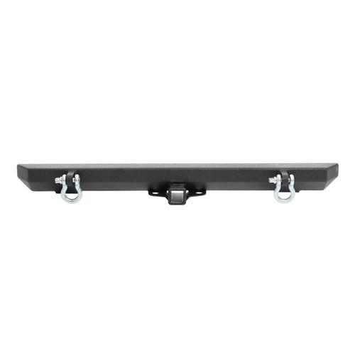 Smittybilt Gear Overhead Console 07-18 Wrangler JK Black 5666001
