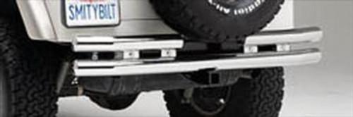 Smittybilt M1 Rear Bumper 10-16 Ram 1500/2500/3500 HD 614802