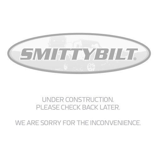 Smittybilt Recoil Recovery Rope 1 Inch X 30 Foot 30K Lbs CC121