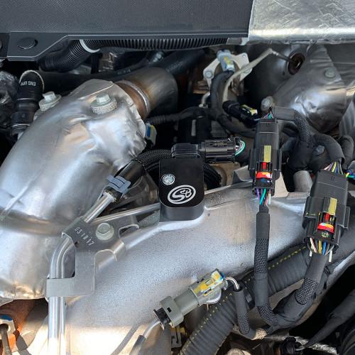 S&B 2017-19 Chevrolet Silverado GMC Sierra V8-6.6L L5P Duramax
