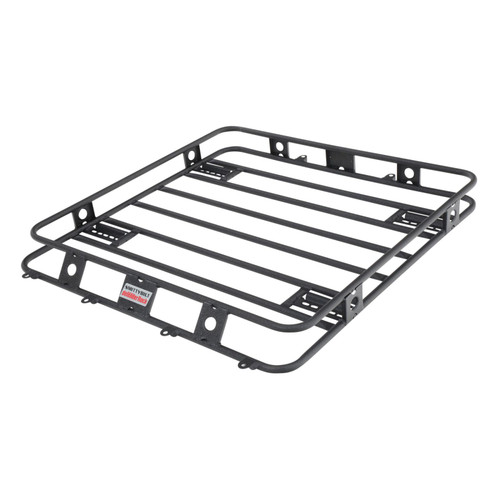 Smittybilt SRC Cage Kit 7 Piece 07-10 Wrangler JK 2 DR Gloss Black 76901