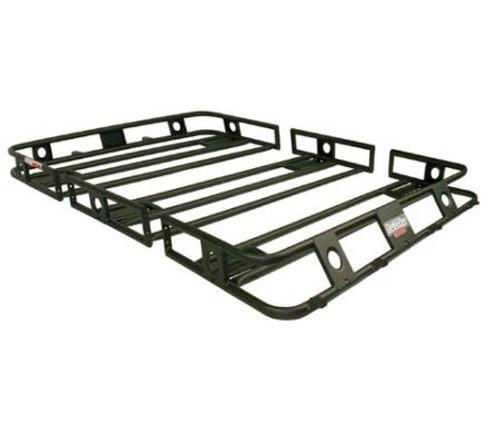 Smittybilt SRC Cage Kit 6 Piece 07-10 Wrangler JK 4 DR Gloss Black 76902