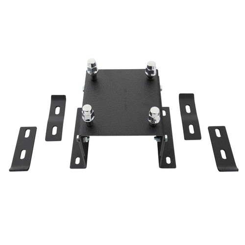 Smittybilt Defender Roof Rack Mounting Kit 02-13 Avalanche, 08 Chryser Aspen DS2-4