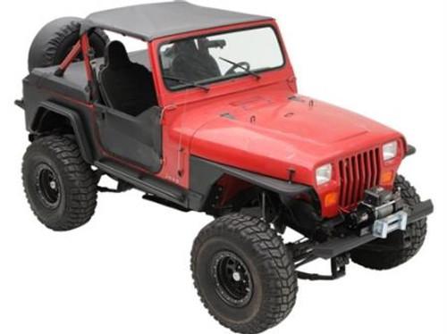 Smittybilt Gear Seat Cover 76-06 Wrangler CJ/YJ/TJ/LJ Rear Coyote Tan 5660224