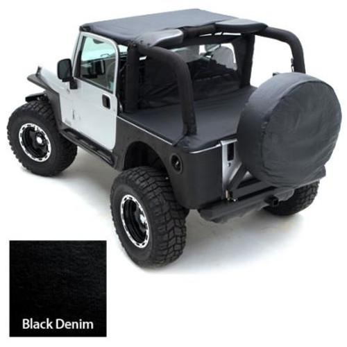 Smittybilt Gear Seat Cover 76-06 Wrangler CJ/YJ/TJ/LJ Rear Olive Drab 5660231
