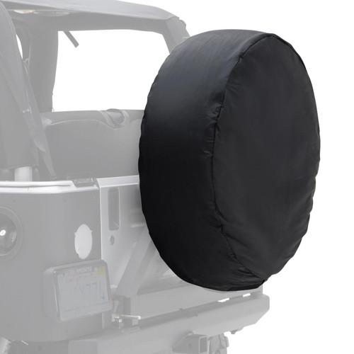 Smittybilt Cloak Extended Mesh Top 07-18 Wrangler JK 4 DR Sides/Rear Black Mesh 95501