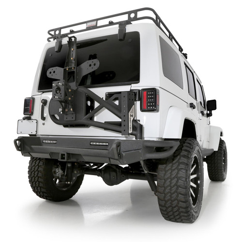 Smittybilt Bowless Soft Top Combo 97-06 Wrangler TJ OEM Replacement W/Tinted Windows Black Diamond 9973235