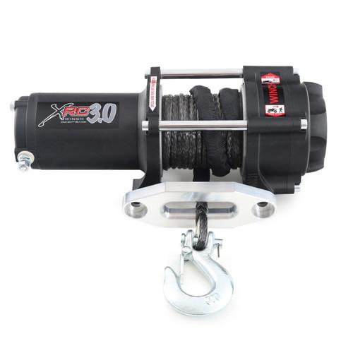 Smittybilt Tow Hook Kit 76-06 Wrangler CJ/YJ/TJ/LJ Black 7605