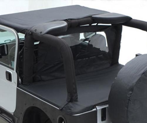 Smittybilt Billet Bumper Grille Overlay 09-12 Ford F150 886357