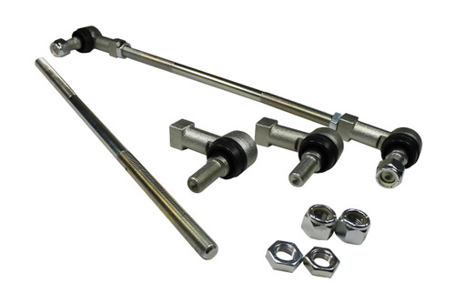 Raptor Series 07-18 Jeep JK Adjustable Sway Bar Link Kit 0-6 in. Lift 170107-420200