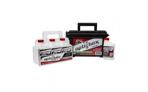 Opti-Lube XPD Diesel Fuel Additives (RED): 6 pack 8oz bottles with Opti-box
