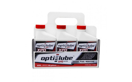 Opti-Lube XPD Diesel Fuel Additives (RED): 8 oz 6 pack