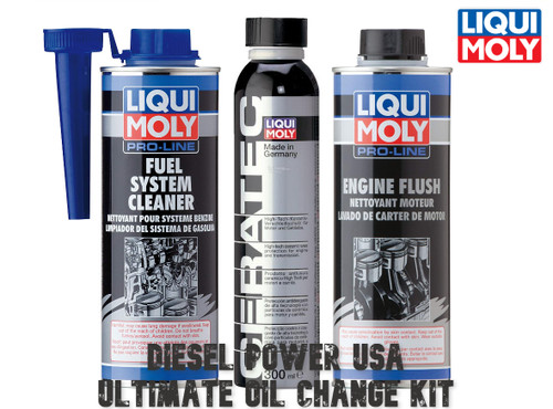 Diesel Power USA Ultimate Oil Change Kit
