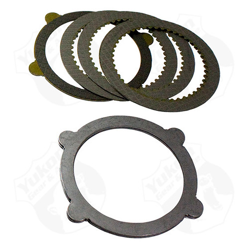 Yukon Gear & Axle 8 Inch And 9 Inch Ford 4-Tab Clutch Kit With 9 Pieces Yukon YPKF9-PC-L