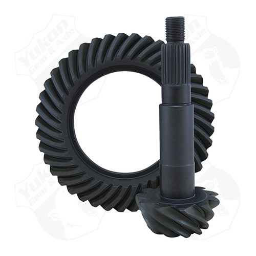 Yukon Gear & Axle High Performance Yukon Replacement Ring And Pinion Gear Set For Dana 36 ICA In A 3.54 Ratio Thick For 2.87 And Down Yukon YG D36-354T