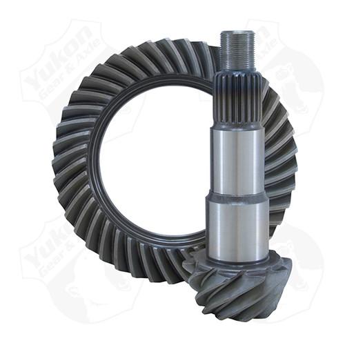 Yukon Gear & Axle High Performance Yukon Replacement Ring And Pinion Gear Set For Dana 30 JK Short Reverse Pinion 4.56 Yukon YG D30SR-456JK