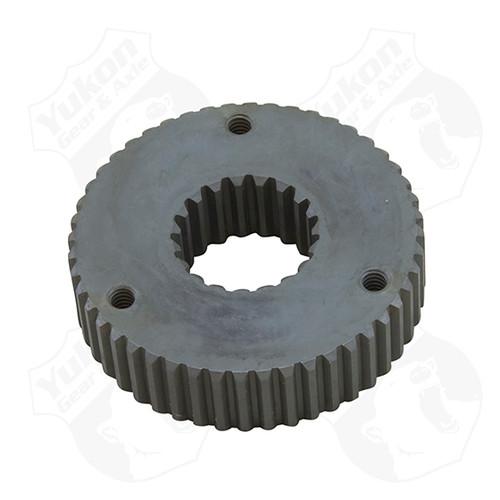 Yukon Gear & Axle Drive Flange 19 Spline Inner 48 Spline Outer Yukon YHCDF-19-A