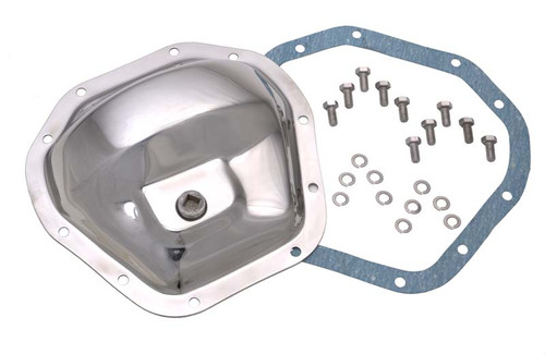 Kentrol Jeep Differential Cover Dana 60 Polished Silver 304M60
