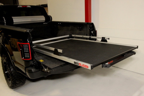 BedSlide 6 4 FT 06-10 Dodge Ram 1500/2500/3500 6 2 FT Toyota 75 Percent Ext 1500lbs Contractor73X48 Inch 15-7348-CG