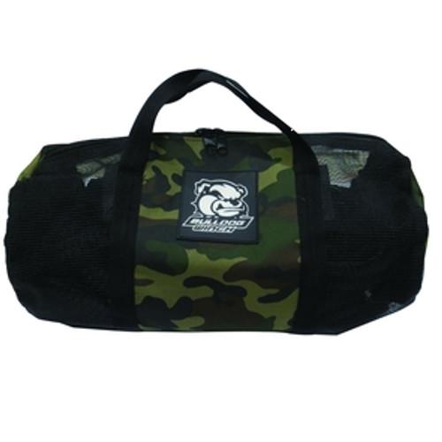 Bulldog Winch Storage Bag Camo Mesh Duffle 26 x 10 Inch 20337