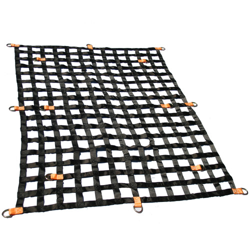 Bulldog Winch Cargo Net 6x8 Ft Long Bed Cargo Restraint System 20301