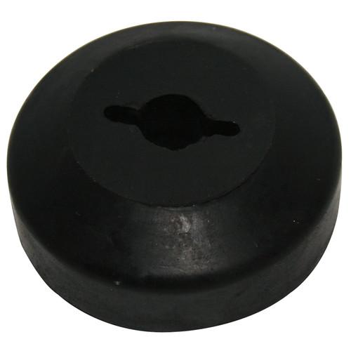 Bulldog Winch Hook Stopper Black Rubber Powersports 20235