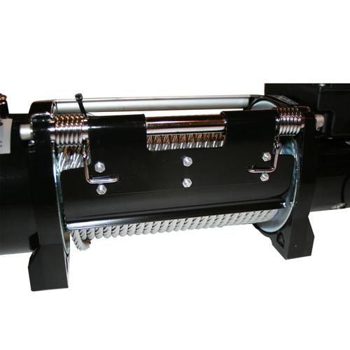 Bulldog Winch Tensioner Wire Rope for Truck Standard Series Black 20234