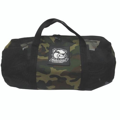 Bulldog Winch Storage Bag Camo Mesh Duffle Camo 20232