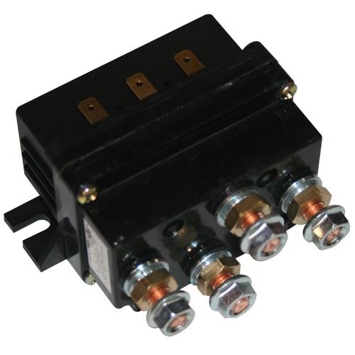 Bulldog Winch Winch Contactor 450 AMP W/Spade Connectors 20204