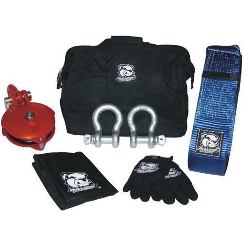 Bulldog Winch Winch Accessory Kit 7 PC 12,000 LB WLL Rigging Kit 20075